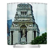 The Former Port Of London Authority Building Shower Curtain