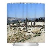 The Forum At Sebastia Shower Curtain