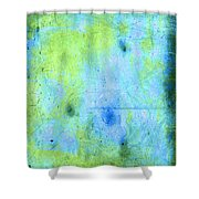 The Frog Pond Shower Curtain