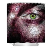 The Galaxeye Shower Curtain