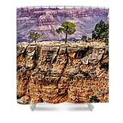 The Grand Canyon Iv Shower Curtain