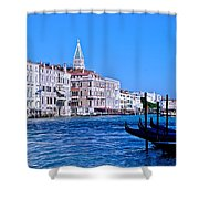 The Grand Of Venice Shower Curtain