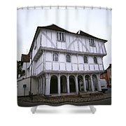 Thaxted Guildhall Shower Curtain