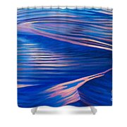 The Last Embrace Shower Curtain