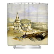 The Legendary Tomb Of David Son Shower Curtain