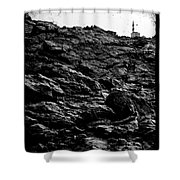The Lighthouse1 Shower Curtain