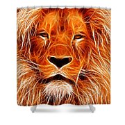 The Lions King Shower Curtain