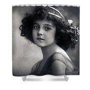 The Litte Angel 1911 Shower Curtain