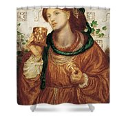 The Loving Cup Shower Curtain