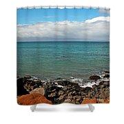 The Magic Of Maui Shower Curtain