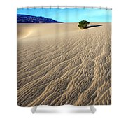 The Magic Of Sand Shower Curtain