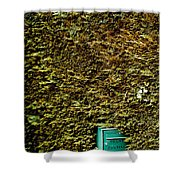 The Mail Box Shower Curtain