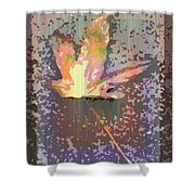 The Maple 6 Shower Curtain