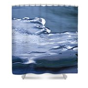 The March Of Winter Shower Curtain