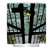 The Memorial Gates Shower Curtain