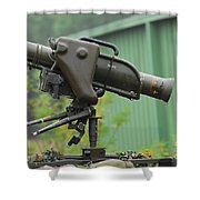 The Milan, Guided Anti-tank Missile Shower Curtain