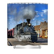 The Morning Special Shower Curtain