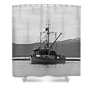 The Nocona Shower Curtain