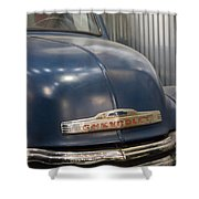 The Ol' Chevy Shower Curtain