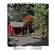The Old Mill 1 Shower Curtain by Ernie Echols