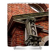The Old North Church Shower Curtain