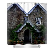 The Old Rectory At St. Juliot Shower Curtain
