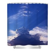 The Otherside Shower Curtain