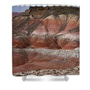 The Painted Desert  8018 Shower Curtain