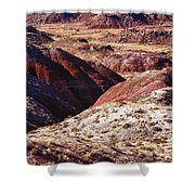 The Painted Desert  8023 Shower Curtain