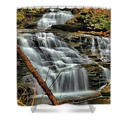 The Path Of Least Resistance Shower Curtain