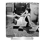 The Play Girl, 1928 Shower Curtain