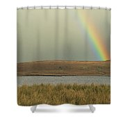 The Pot Of Gold Shower Curtain