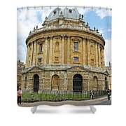The Radcliffe Camera Shower Curtain