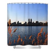 The Reservior Shower Curtain