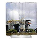 The Sea Based X-band Radar, Ford Shower Curtain