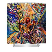 The Serenade. The Original Can Be Purchased Directly From Www.elenakotliarker.com Shower Curtain