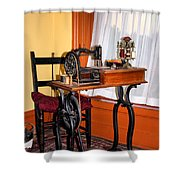 The Sewing Room Shower Curtain
