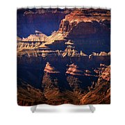 The Spectacular Grand Canyon Shower Curtain