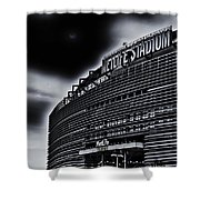 The Stadium Shower Curtain