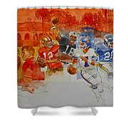 The Stanford Legacy  1 Of 3 Shower Curtain