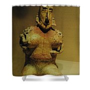 The Stone Breasts Shower Curtain