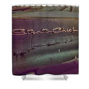 The Strat Shower Curtain