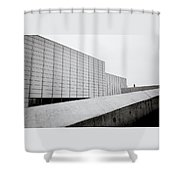 The Turner Art Gallery Shower Curtain