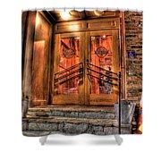 The Union Woodshop Clarkston Mi Shower Curtain