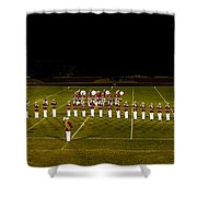 The United States Marine Band Shower Curtain