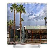 The View Palm Springs Shower Curtain