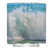 The Washing Machine Shower Curtain
