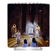 Verdi's Aida Shower Curtain