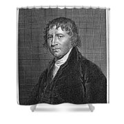 Theophilus Parsons Shower Curtain