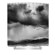 Thirst Shower Curtain